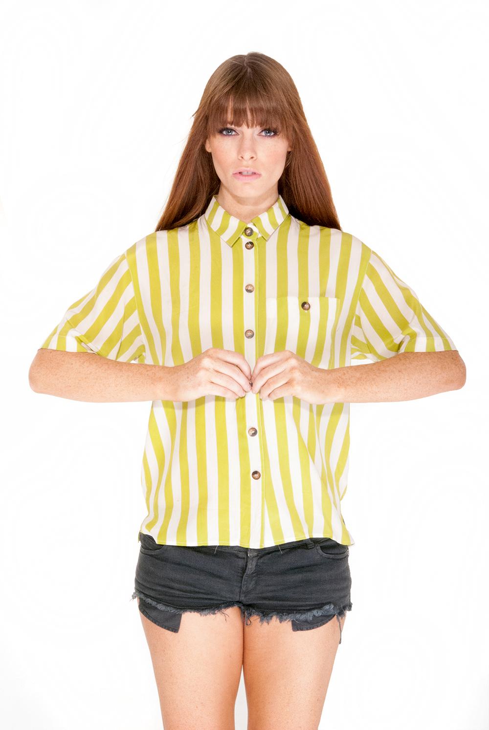 977424b1d92535 Vintage Liz Claiborne Stripe Shirt on Storenvy