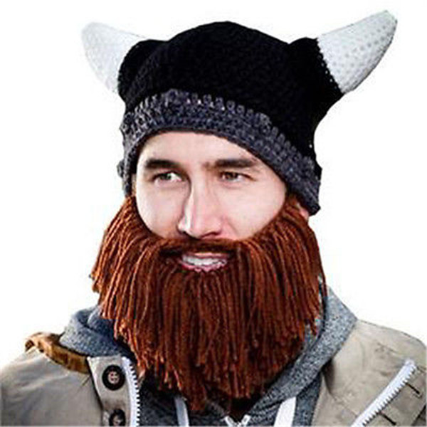 1953f7d95e2 Viking Long Bearded Beanie Adult Child · FLYASFK · Online Store ...
