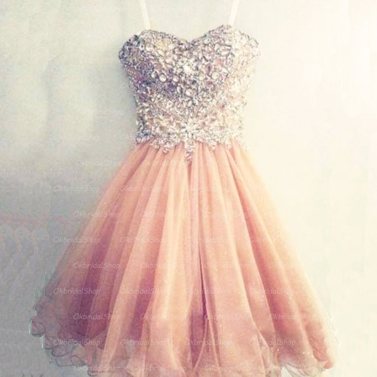 8628596ee5fec peach prom dress, short prom dress, prom dress 2017, online prom dress,