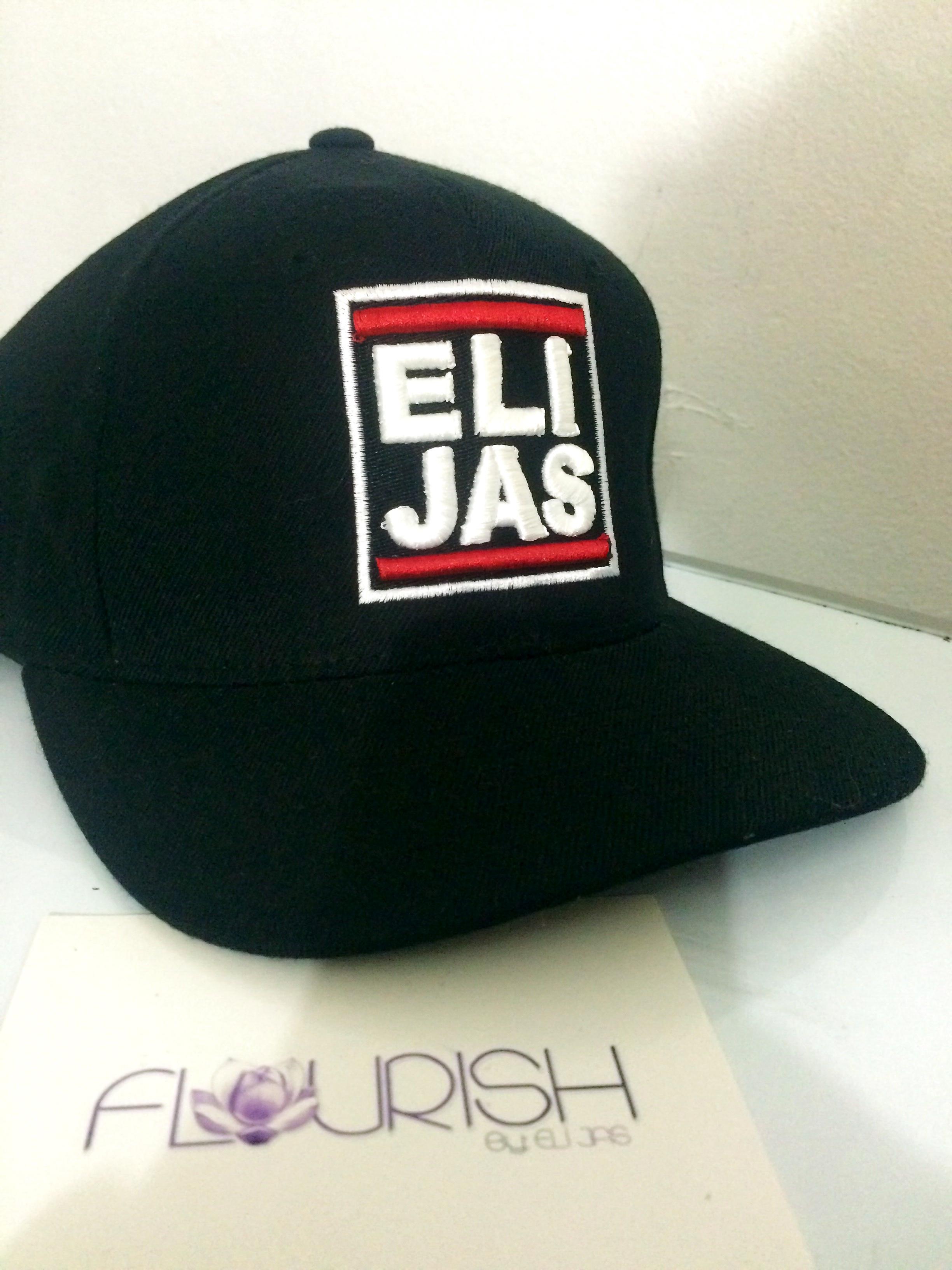 abc25af164123 Eli Jas Snapback on Storenvy