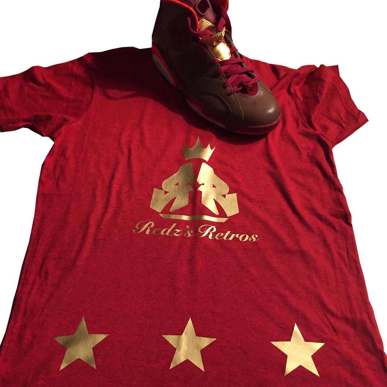 T-shirt to match Jordan 6 - Champagne or Cigar on Storenvy 407613157