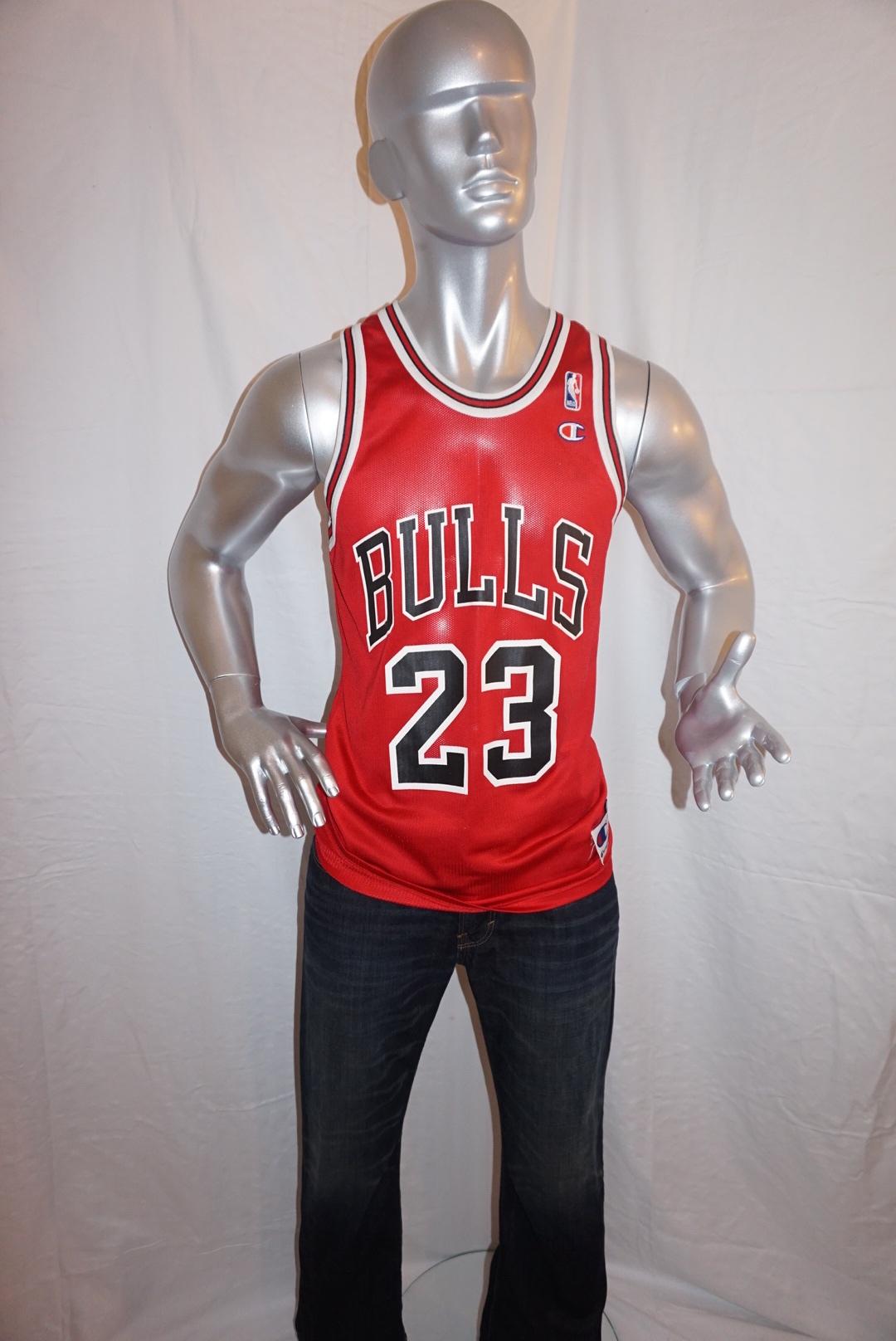 Vintage Champion Chicago Bulls Joran