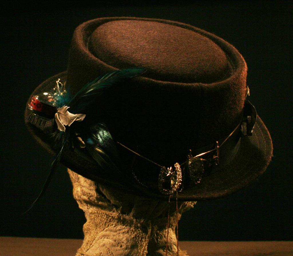 breaking buster portal porkpie happily heady headpiece. Black Bedroom Furniture Sets. Home Design Ideas