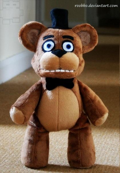Five Nights At Freddy S Freddy Plush On Storenvy
