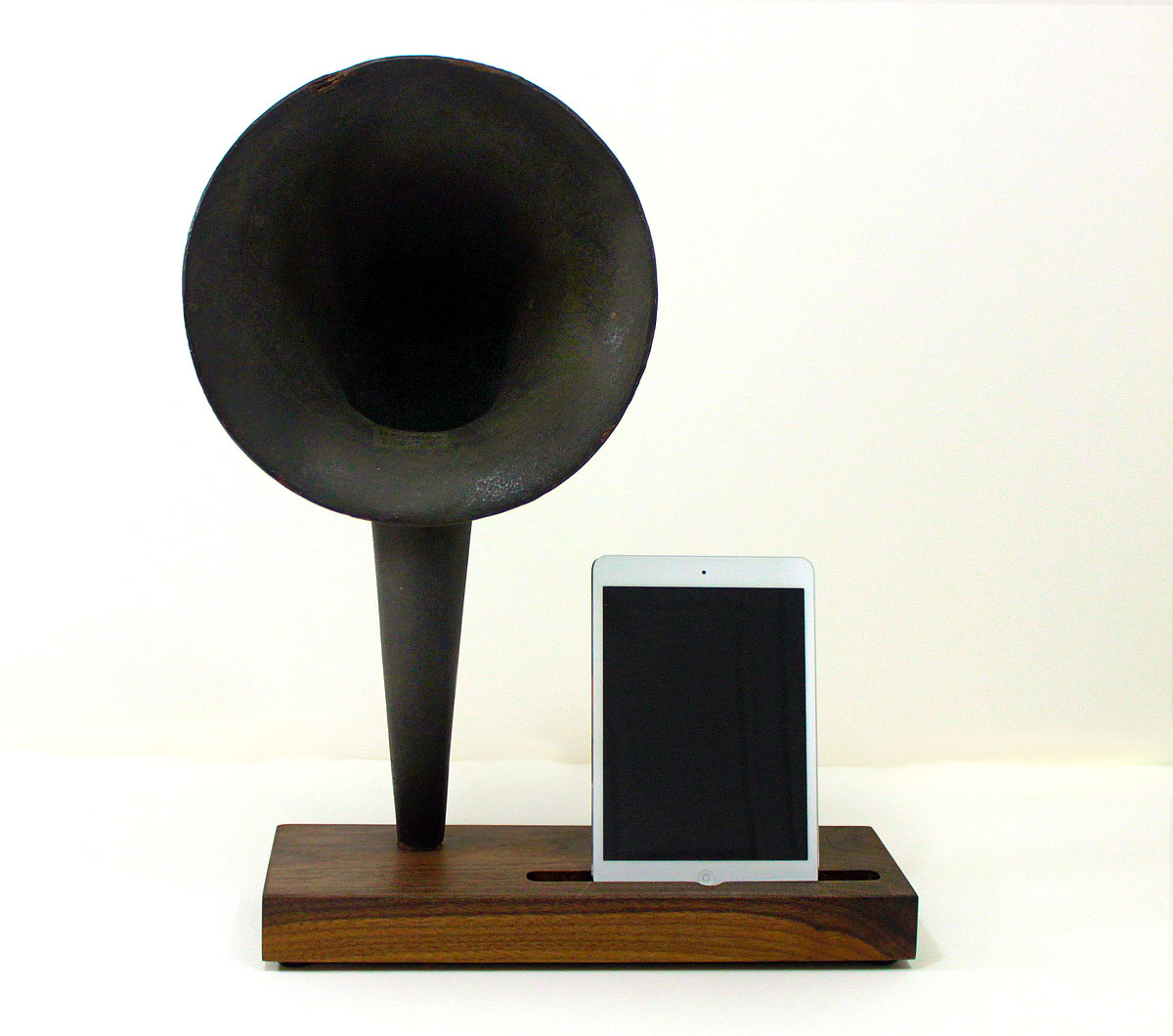 iHorn - iPad - iPad mini - iPhone - Acoustic Speaker Horn ...