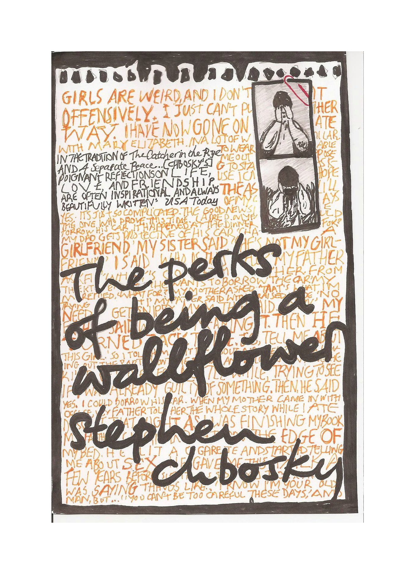 Perks Of Being A Wallflower Original Cover
