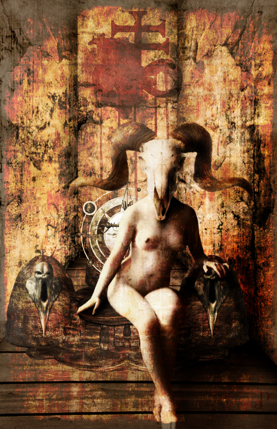 Art satanic In a