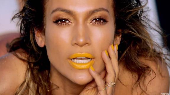 yellow lipstick on dark skin - photo #11