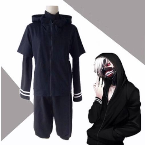 Tokyo Ghoul Kaneki Ken Cosplay Set Pocket Tokyo Online Store