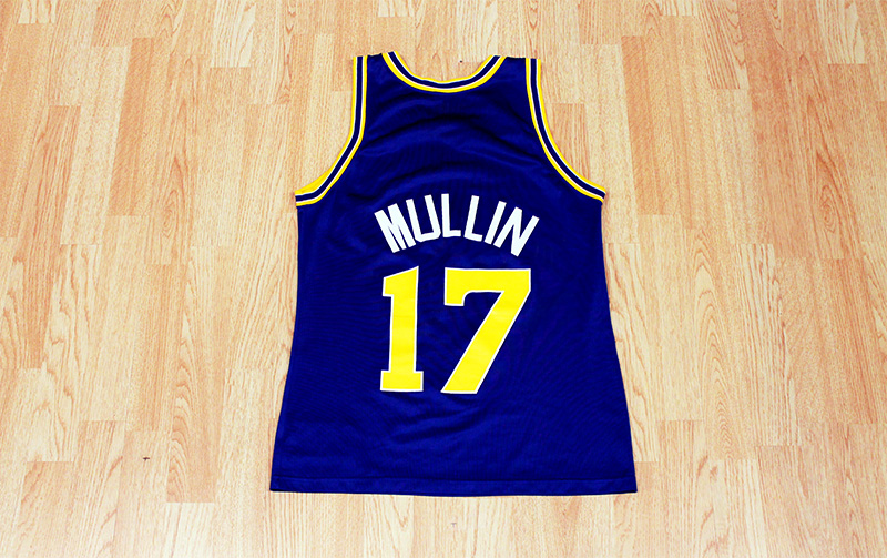 low priced 85ee6 bcadc Chris Mullin Warriors Jersey from SLAM! Vintage