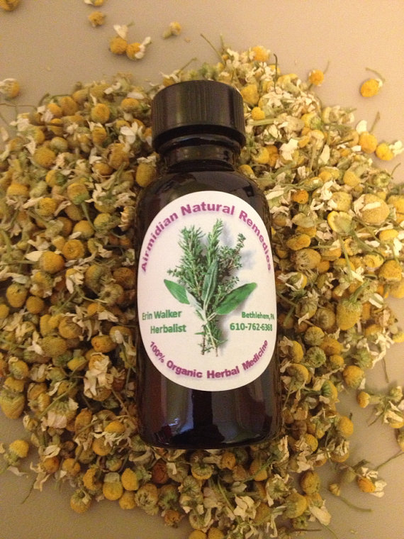 Organic Baby Teething Gel 183 Airmidian Natural Remedies
