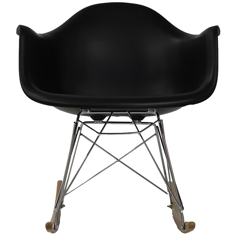 Miraculous Eames Rar Rocker Chair Replica Gmtry Best Dining Table And Chair Ideas Images Gmtryco
