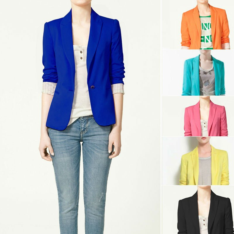 Colorful Suit Jackets. Our selection of men's suit jackets includes a variety of vibrant options for your next formal or casual ensemble. Pair these blazers with a pair of our pants, or a pair of jeans for a formal or casual look you'll love.