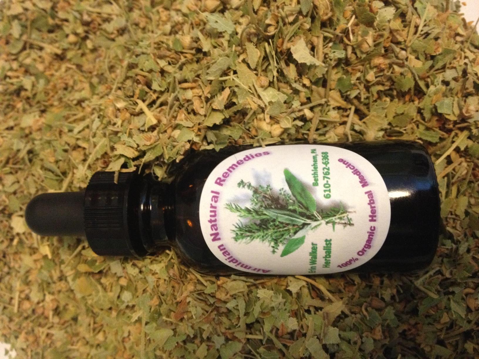 Organic Anti-Inflammatory Tincture