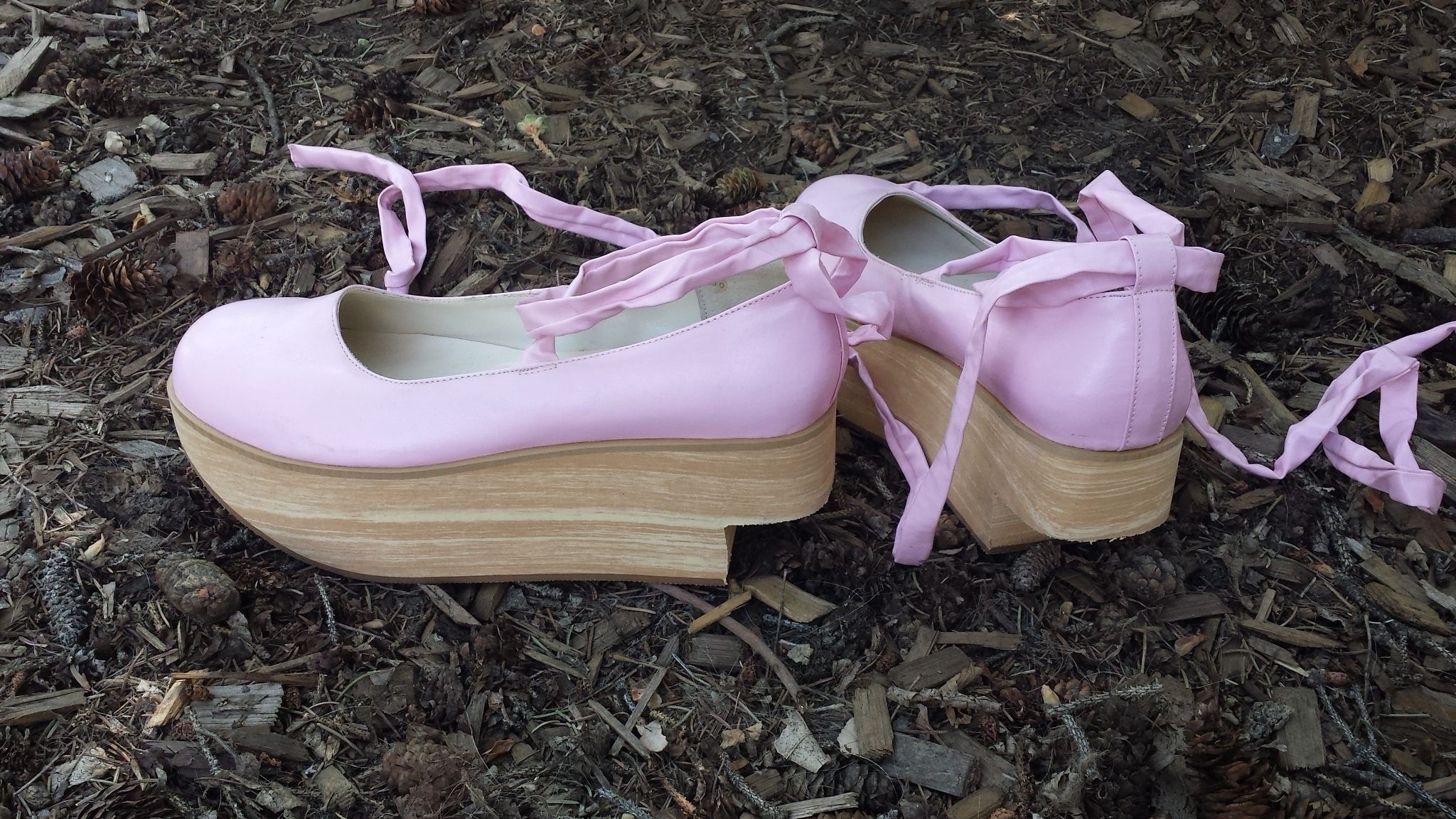 Pink Rocking Horse Shoes Sizes Jp 24 26 Robot Ballerina Online Store Powered By Storenvy