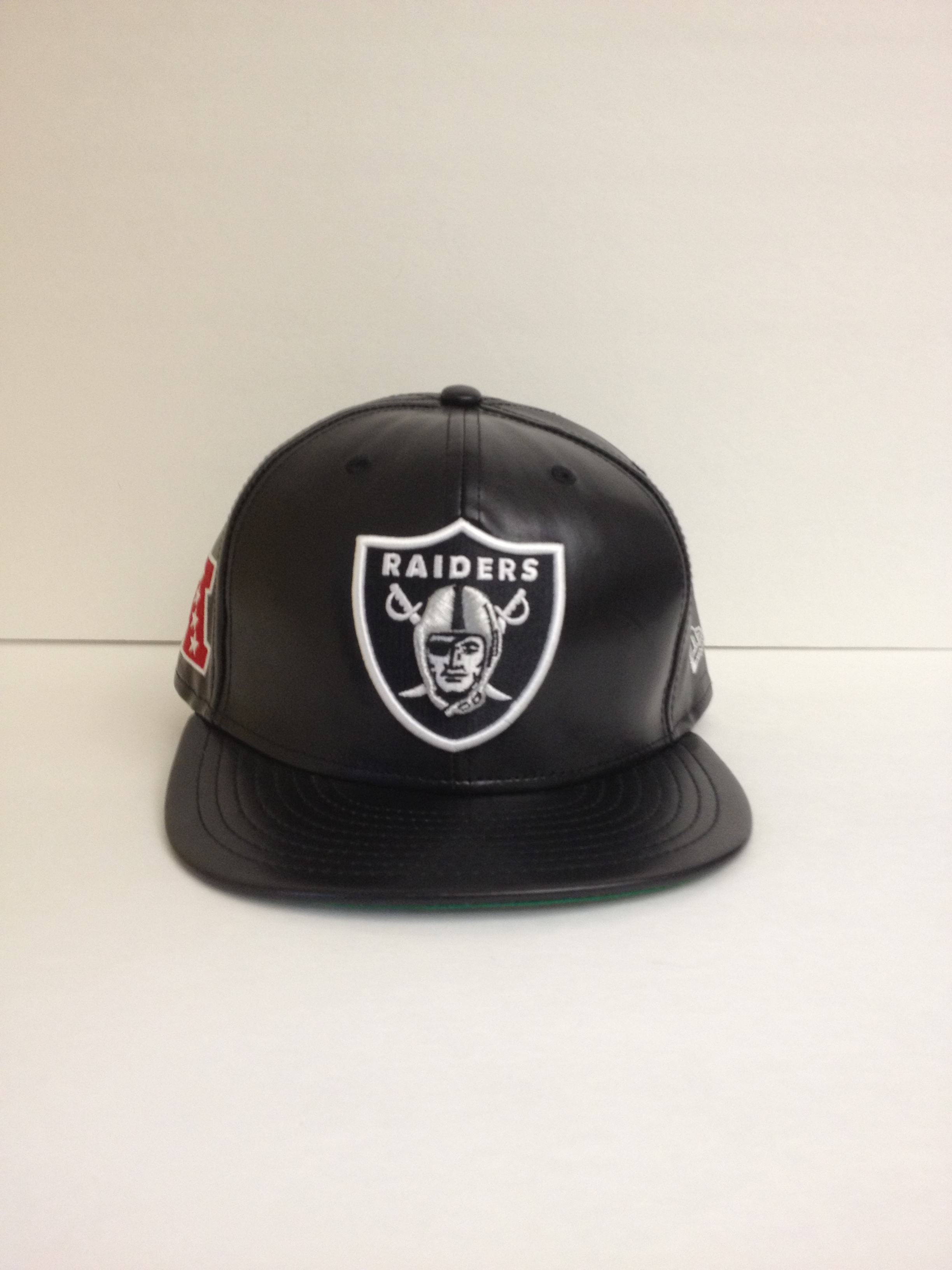 new product 7cc55 4861a NFL Oakland Raiders Snapback from Tiger's Discount Store