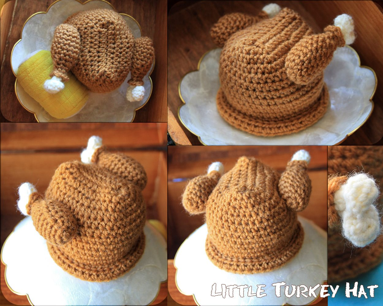 09c2c622be8 Little Turkey Hat - Made to Order on Storenvy