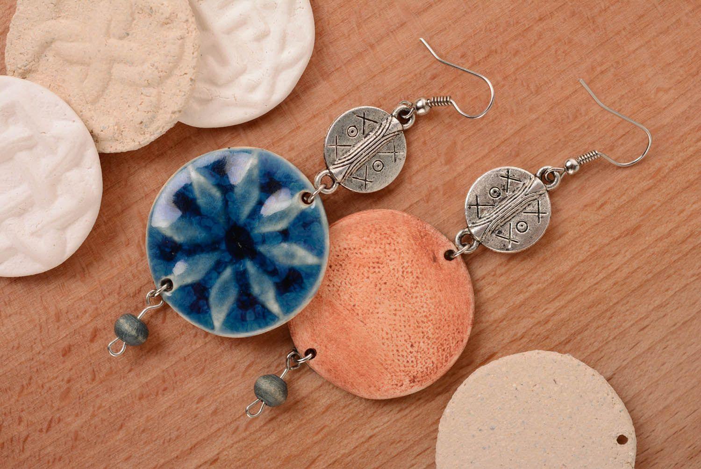 Slavic amulet earrings