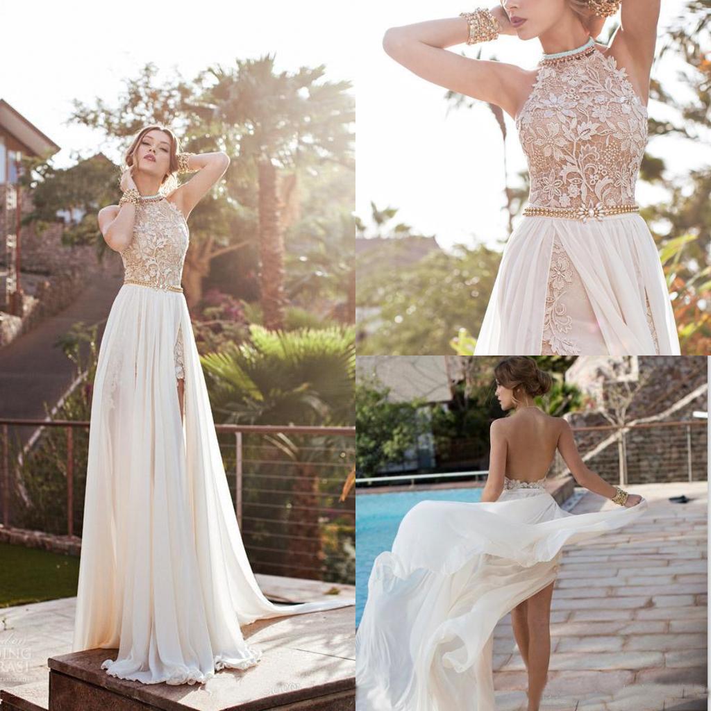 wedding prom dress, beach wedding dress