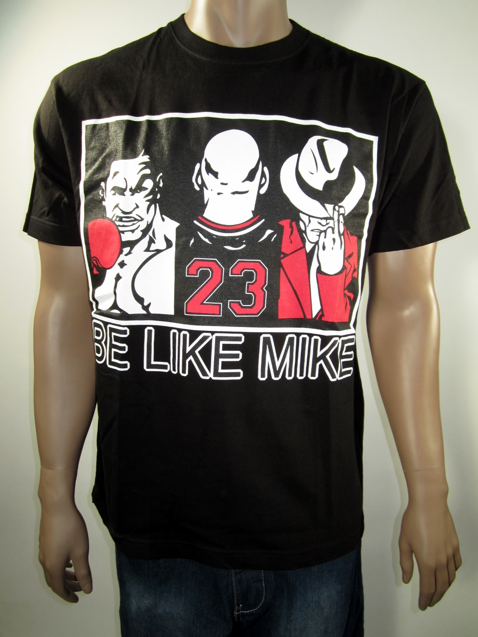 b3e0c6581342a1 Be Like Mike T-Shirt L NWT · DFRNSH8 · Online Store Powered by Storenvy