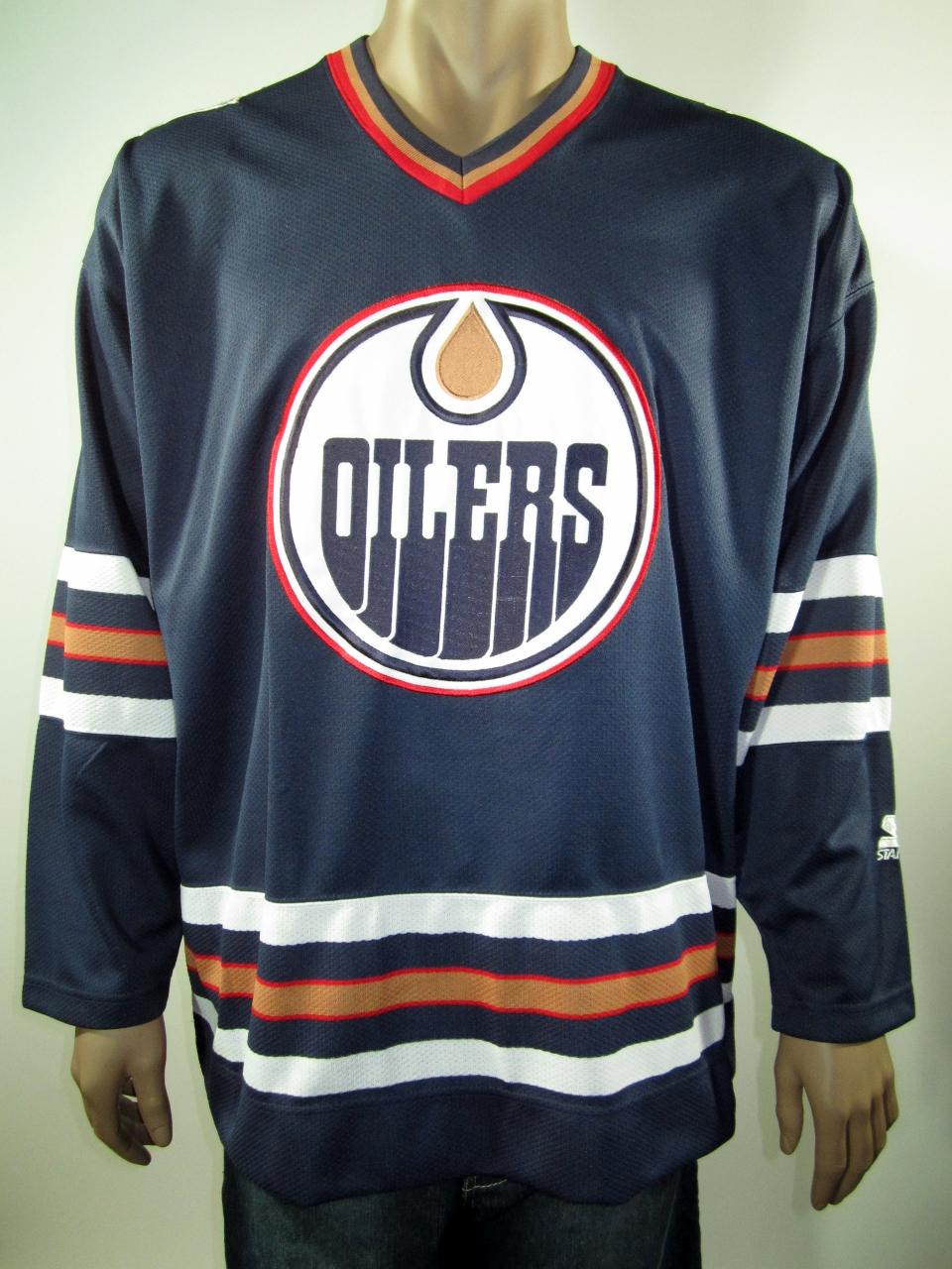 7dfeb404239 Edmonton Oilers Starter Hockey Jersey XL NWT · DFRNSH8 · Online ...