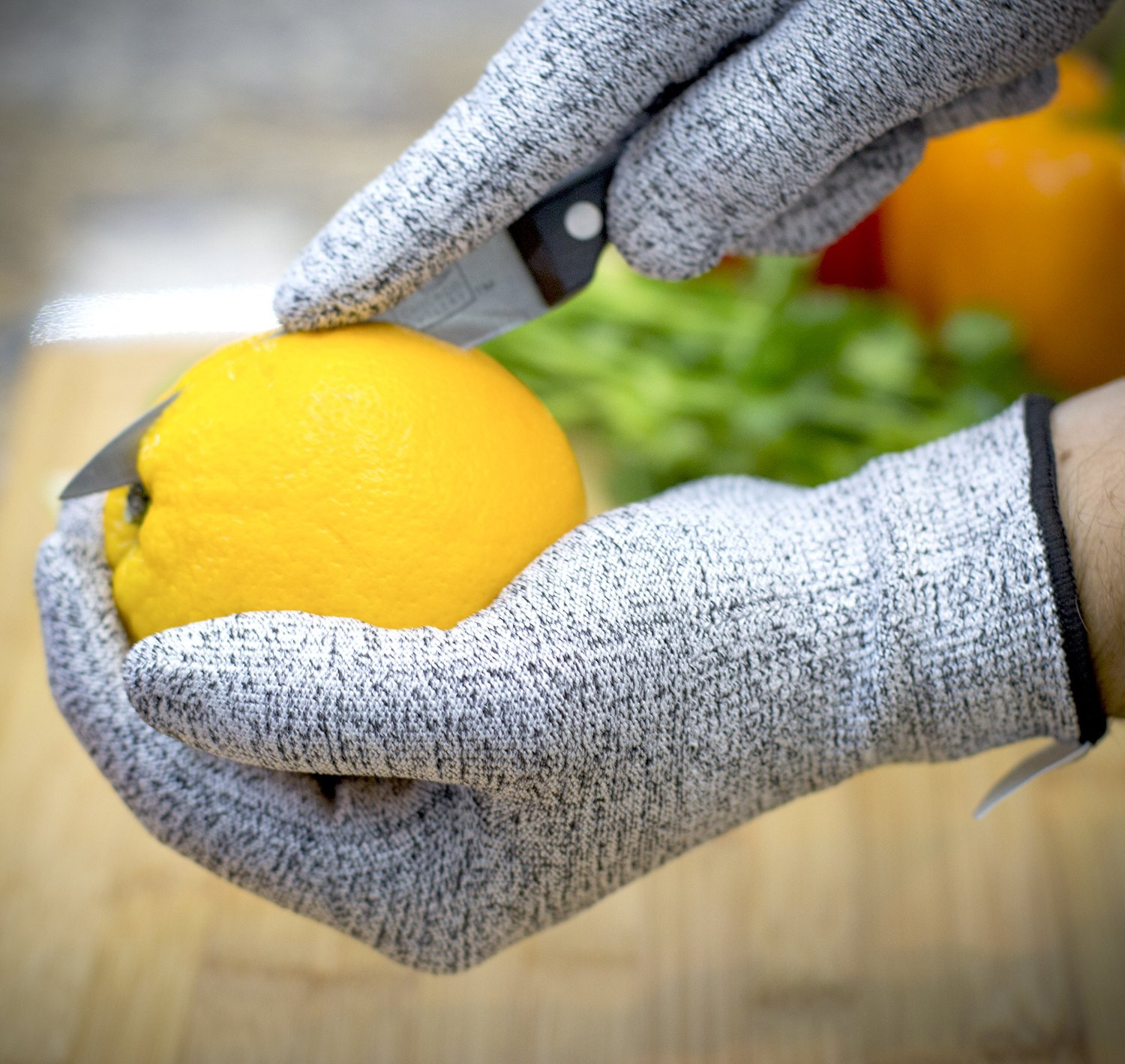 Cut Resistant Gloves by Stark SafeTM sold by carlstore