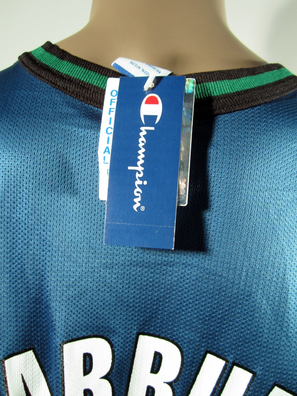 online store 6cb2f 2858d Stephon Marbury Minnesota Timberwolves Champion Jersey NWT sold by DFRNSH8