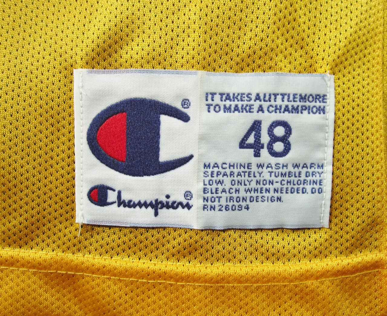 ... Shaquille O Neal Los Angeles Lakers Champion Jersey NWT - Thumbnail 4 a581e0d43