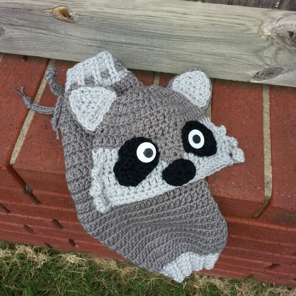 Baby Raccoon hat or pants · The Orange Bird · Online Store Powered ... eb855ac231f