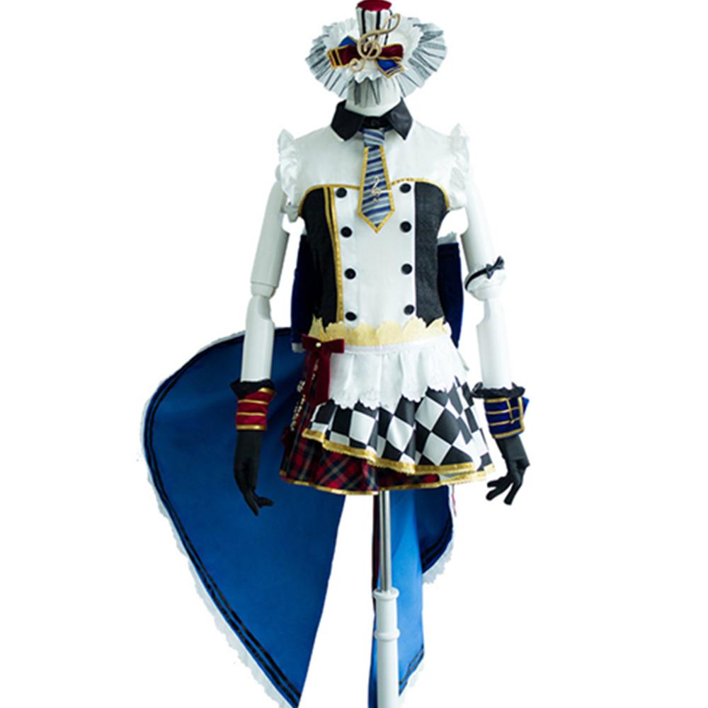 S/M/L [Love Live] Hoshizora Rin Singer Cosplay Costume
