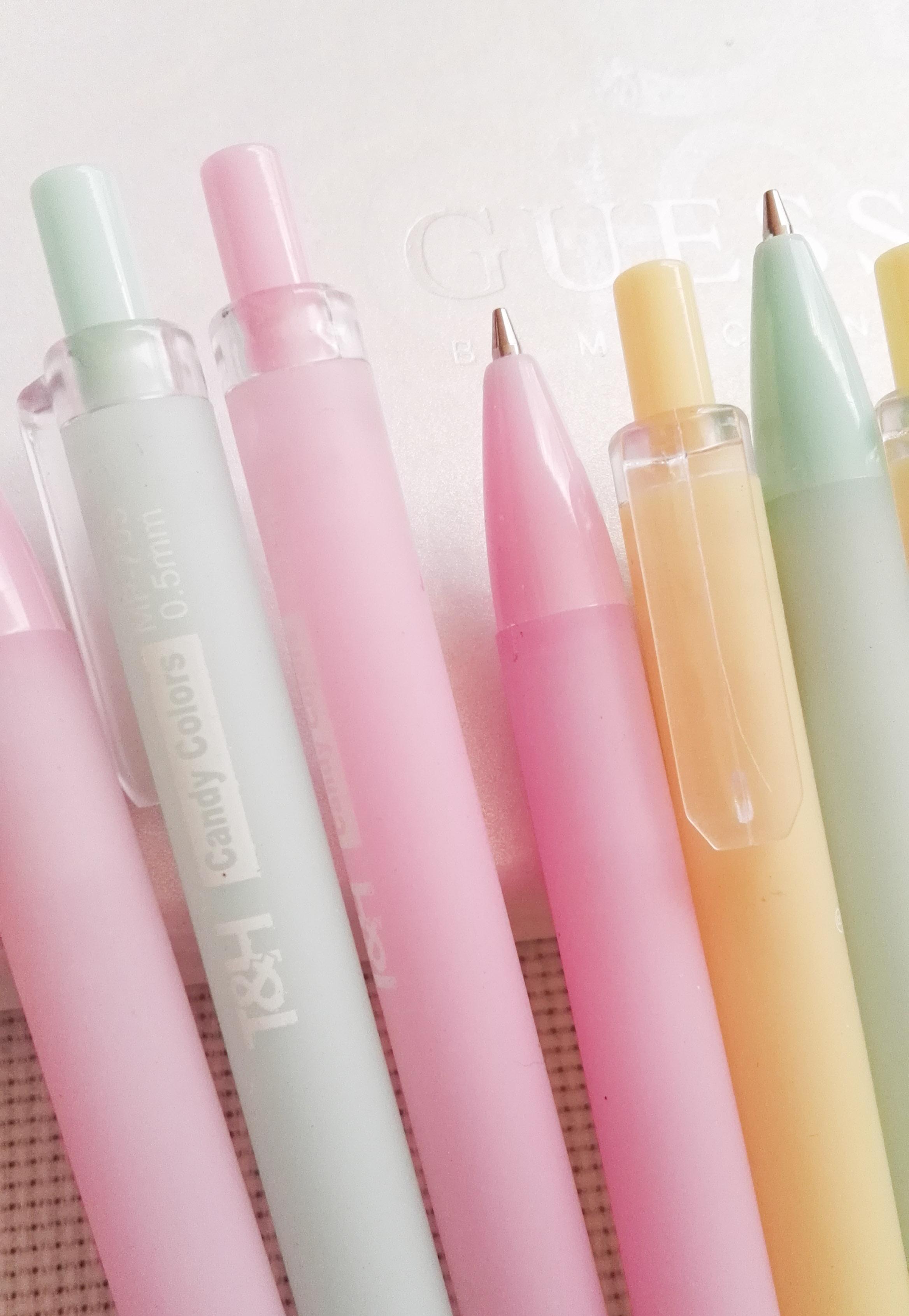 Pastel Candy Makeup Tutorial: Candy Pastel Pencils