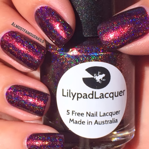 78bb07d369d40 ... Lilypad Lacquer Life on the Darkside