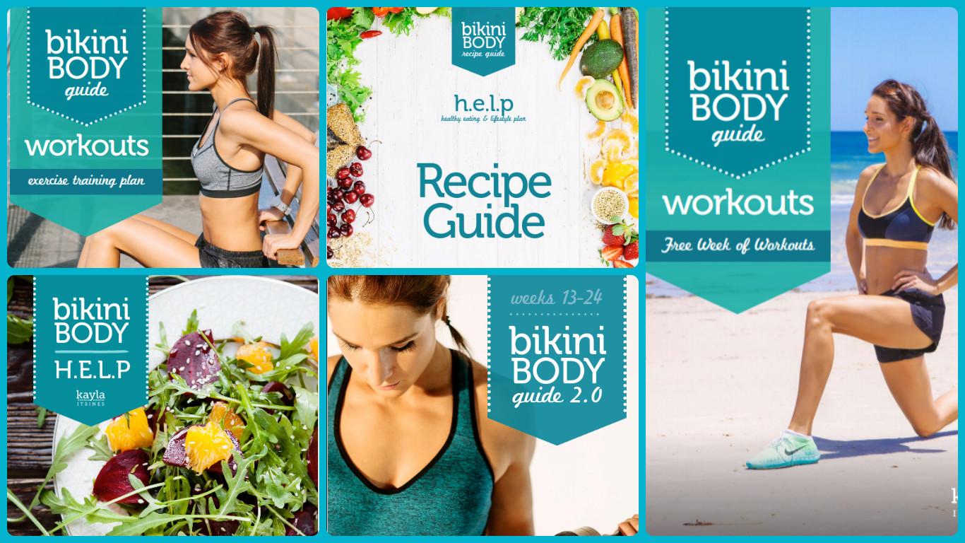 bikini body guide kayla tsines