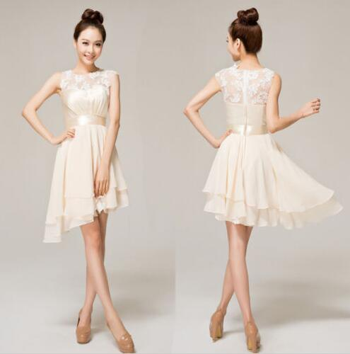 short bridesmaid dress,cheap prom dress