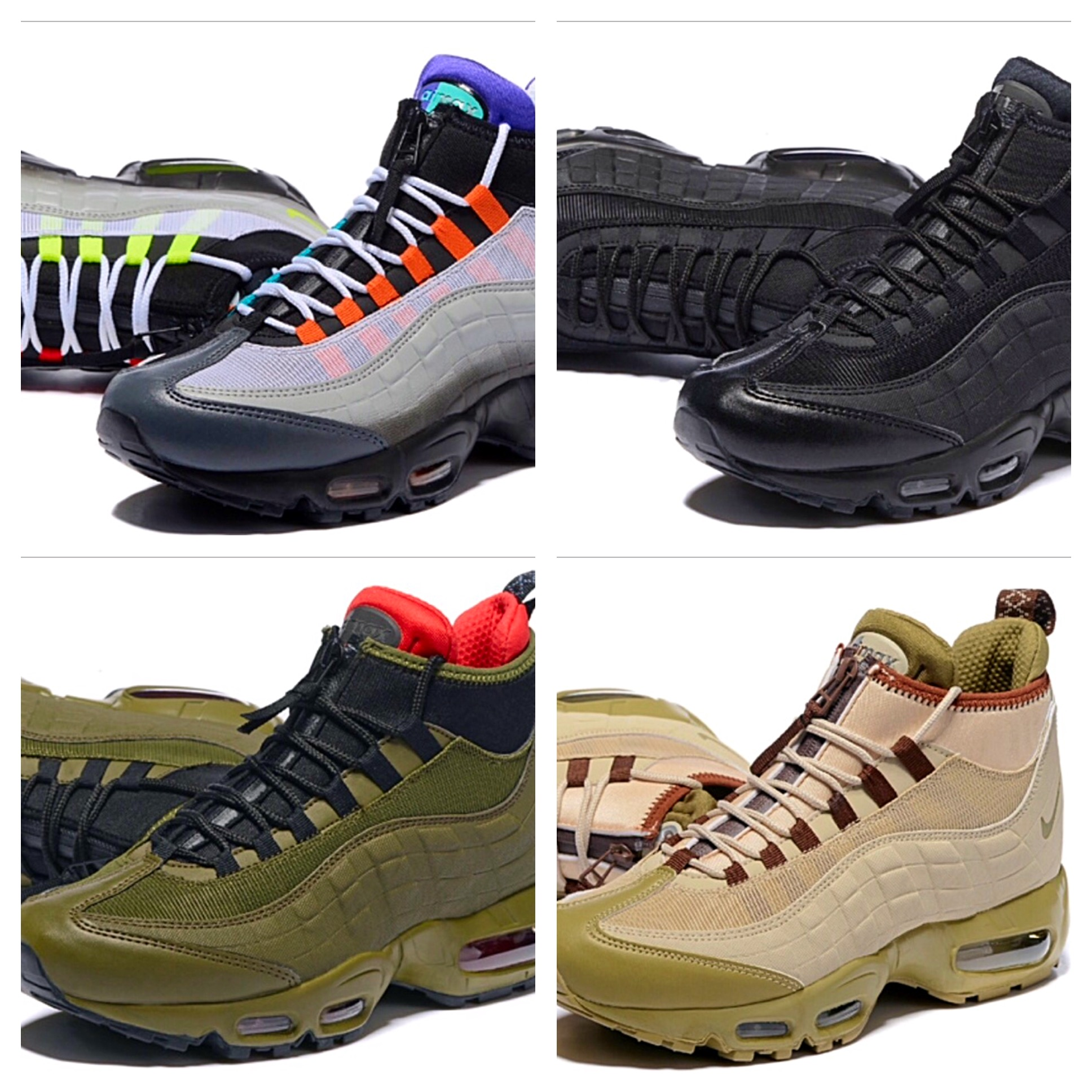 2air max 95 greedy