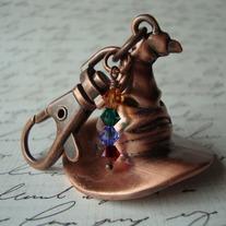 Poseidon Percy Jackson Lightning Thief Trident Necklace