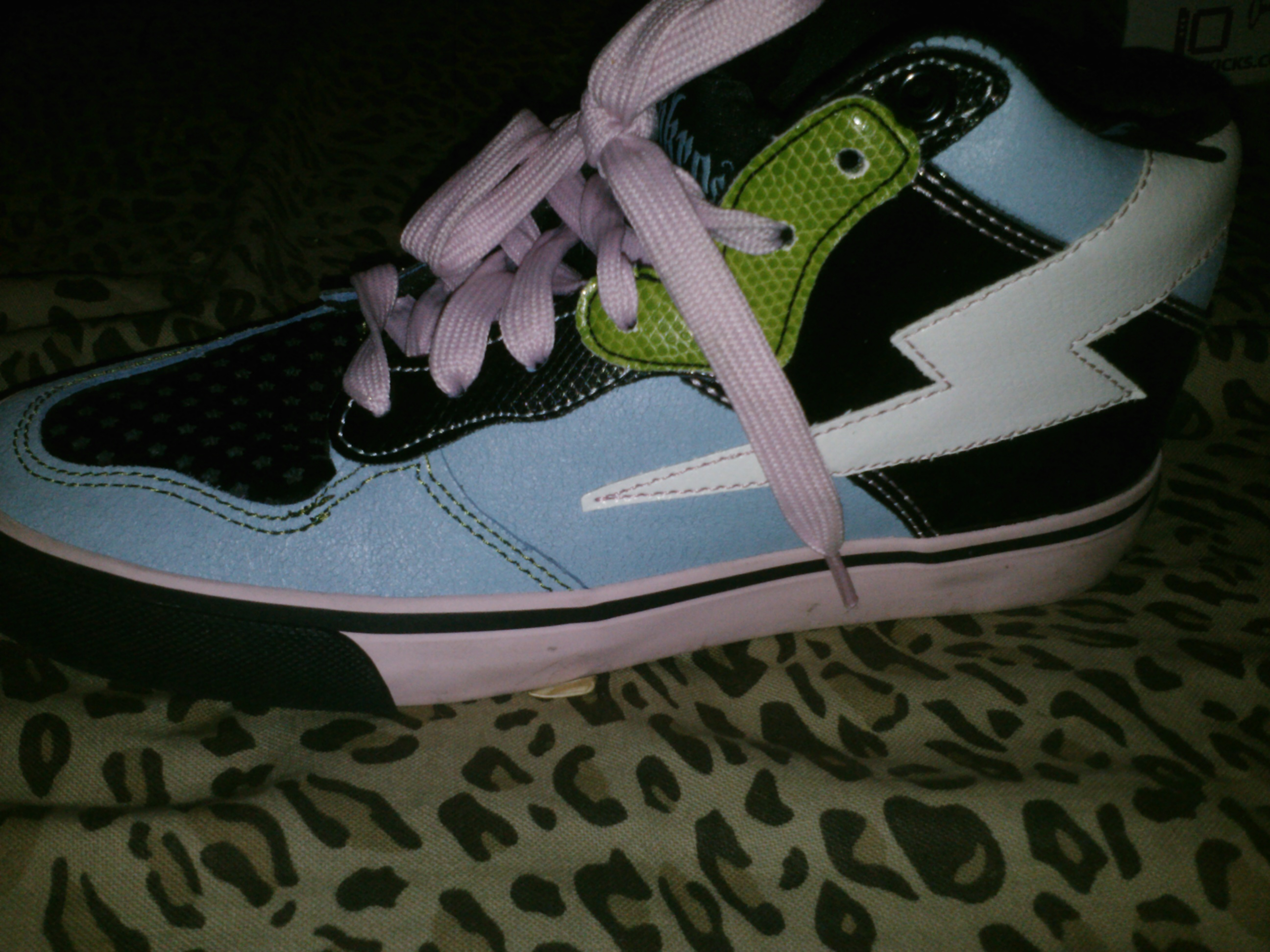 00b90311e66 Punk Rose Sneakers · Kendra s Closet · Online Store Powered by Storenvy