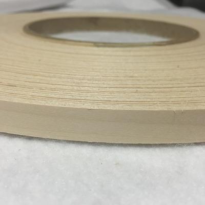 """White ash Pre Glued 7//8/""""x25/' Wood Veneer edgebanding"""