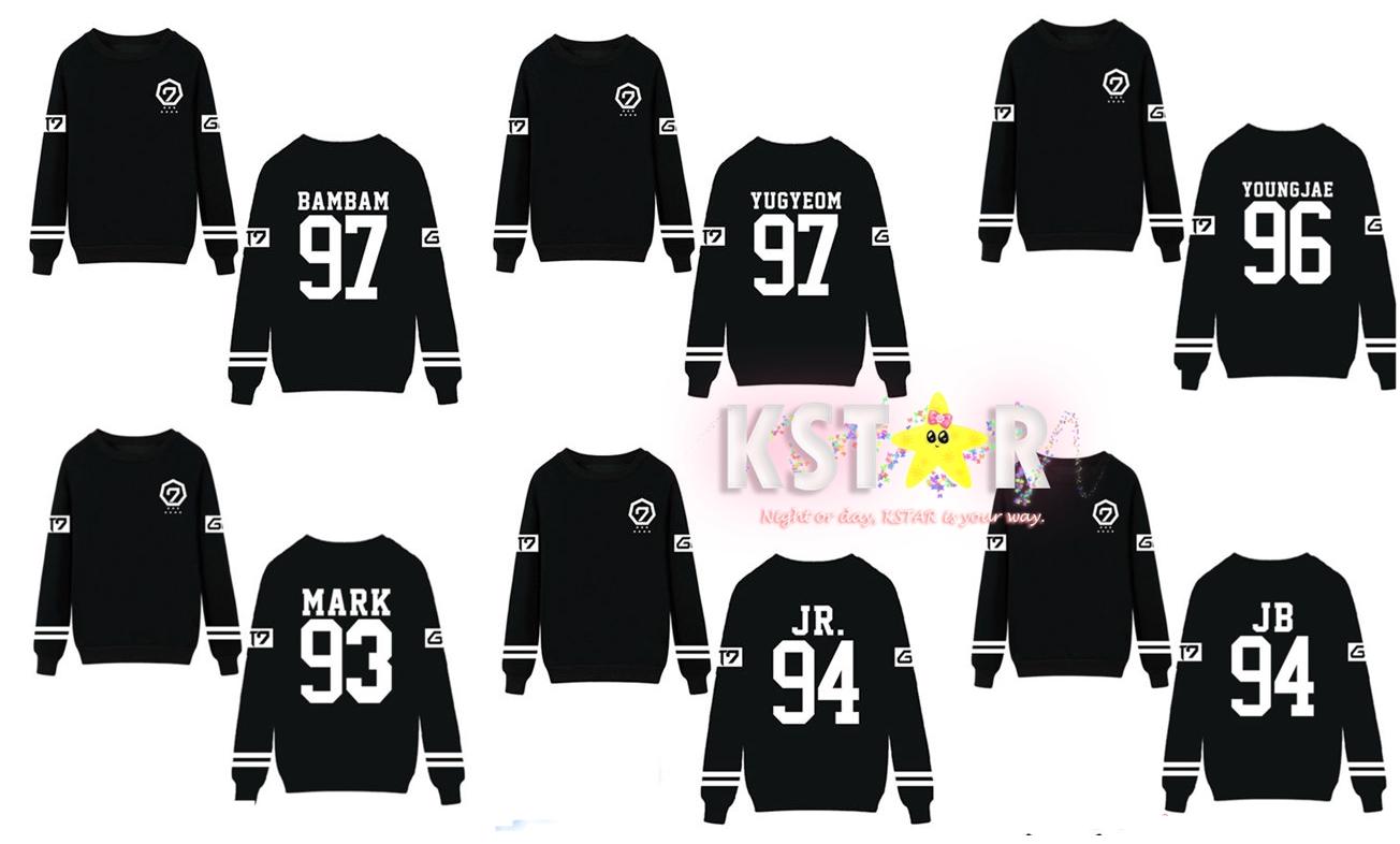 GOT7 Logo Member Sweater · K-STAR · Online Store Powered ...