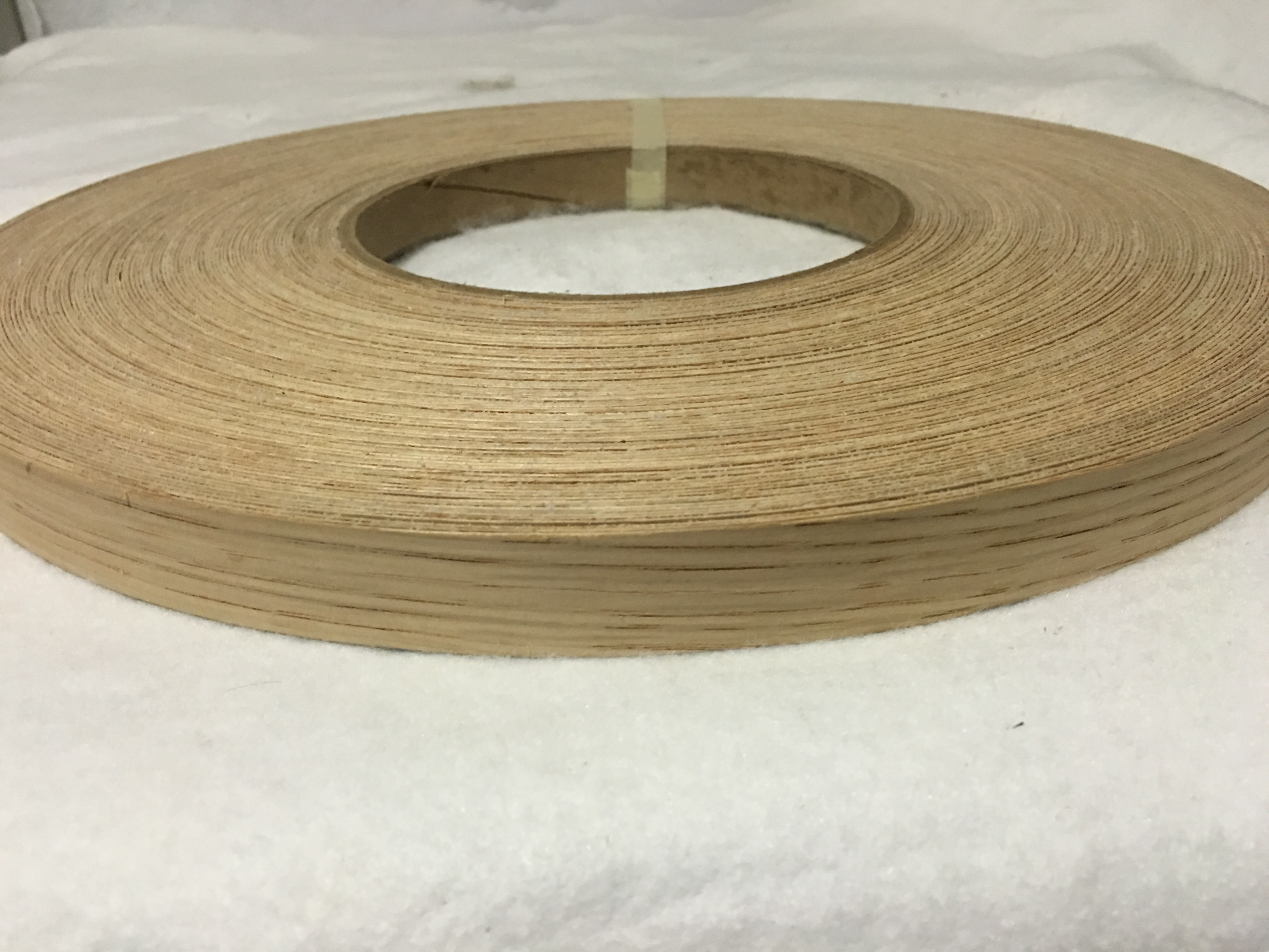 White Oak Pre Glued 5 8 To 3 X250 Wood Veneer Edge Banding Sold By Chiquinelly Edgebanding