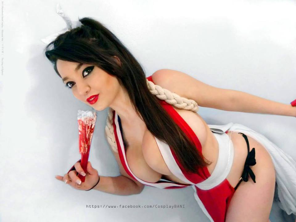 Join. King of fighters mai shiranui you for