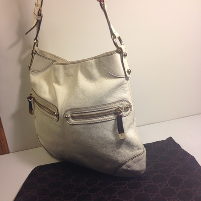 2e4e738ba3d Gucci Capri Ranch Kid Leather Shoulder Bag · DEE PEE VINTAGE ...