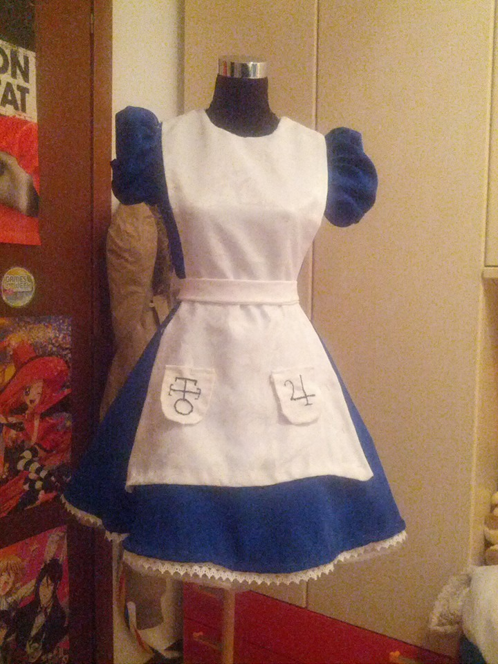 4a2ff2f667600 Alice Madness Returns dress cosplay
