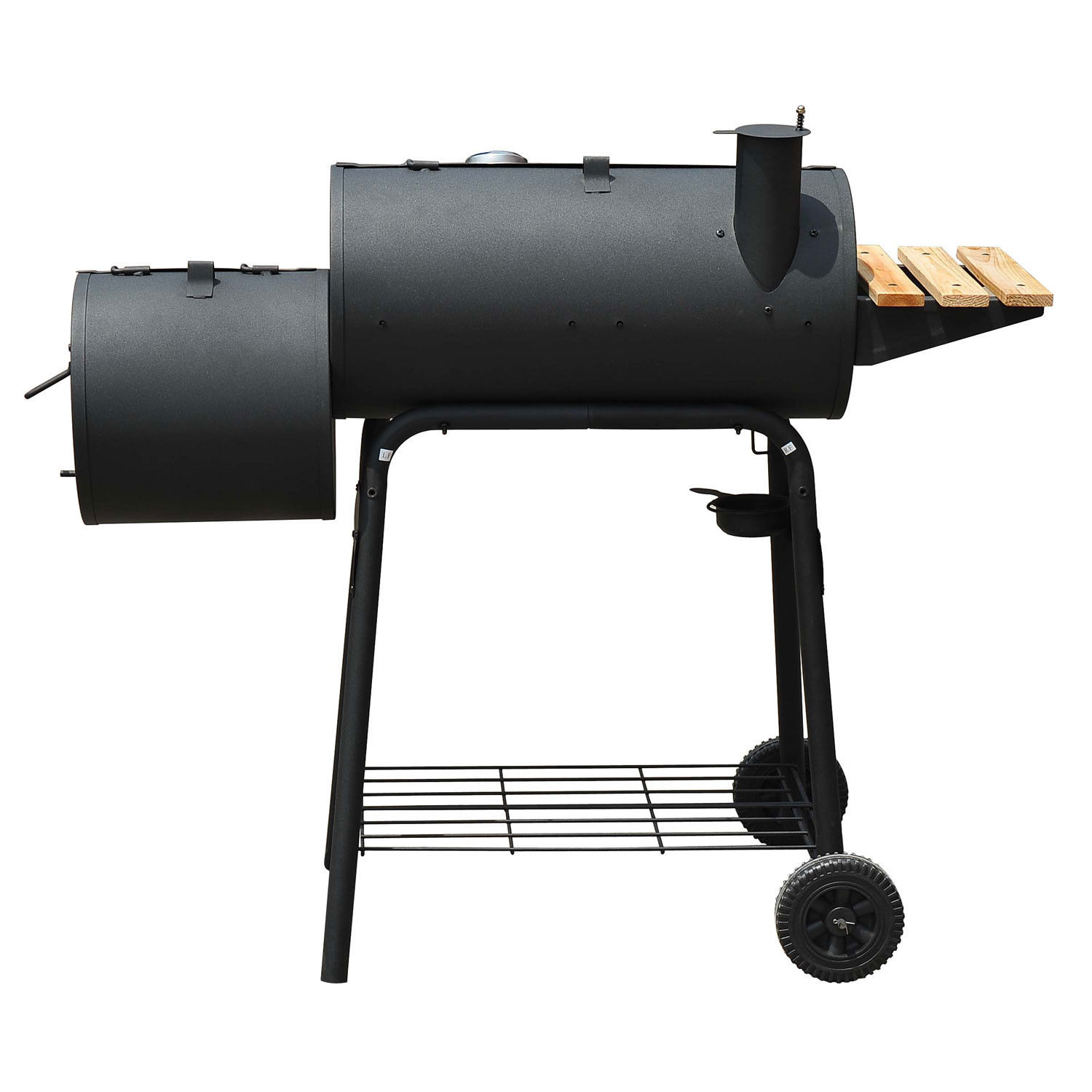 outsunny 48 u0027 u0027bbq grill charcoal barbecue patio backyard home meat