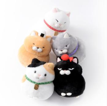Hige Manjyu Wa Cat Plush Standard 183 🧸kawaii Plushy