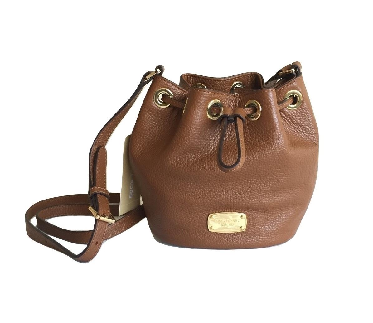 e7f7539824a7 MICHAEL KORS Luggage Brown