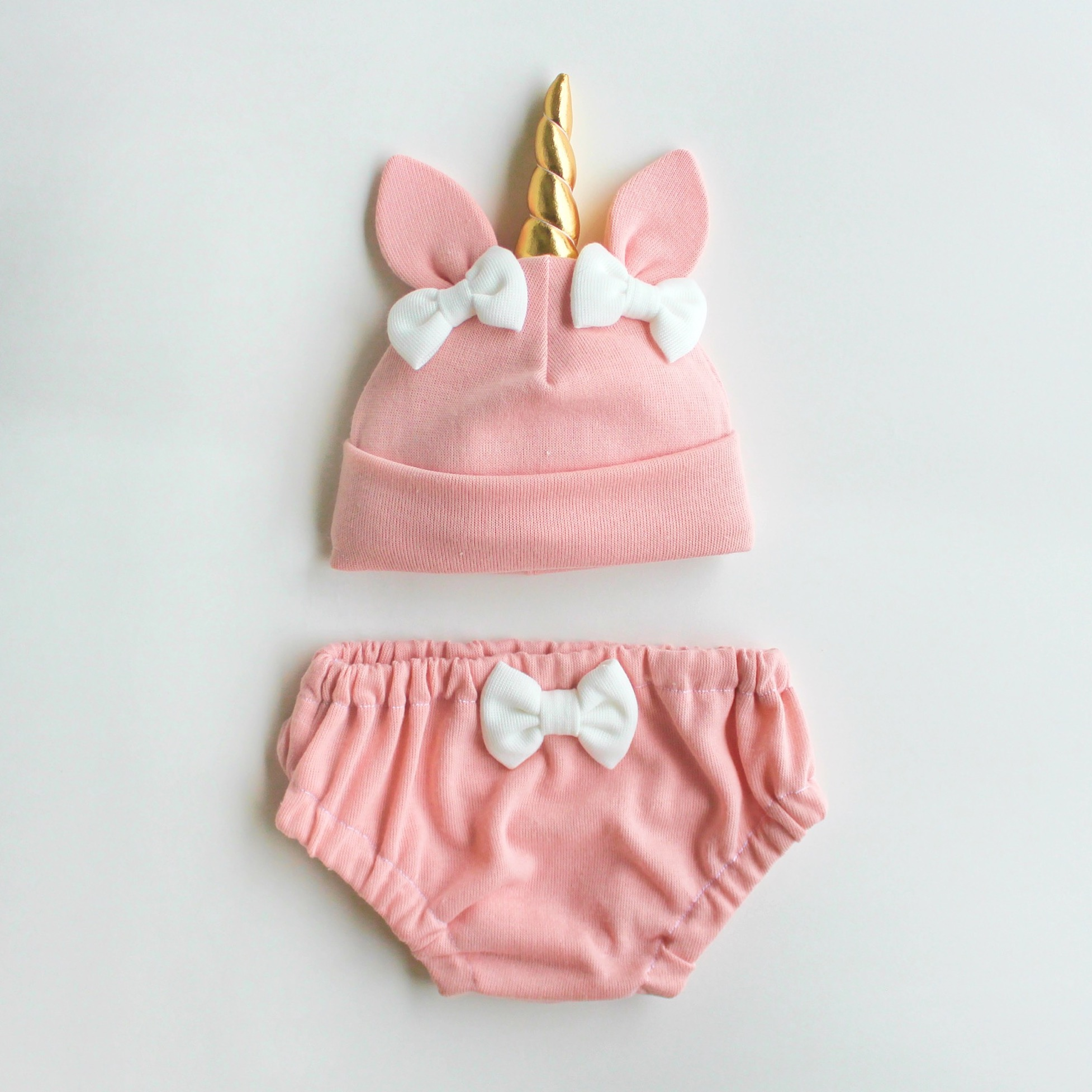 12490447012 Unicorn Hat   Bloomers Set - Pink on Storenvy