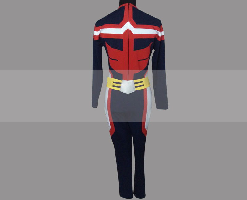My Hero Academia All Might Cosplay Hero Costume Body Suit For Sale