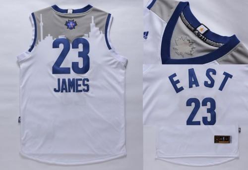 best service ef383 92719 New Lebron James #23 All Stars Basketball Jersey 2016 from SportsWorld2016