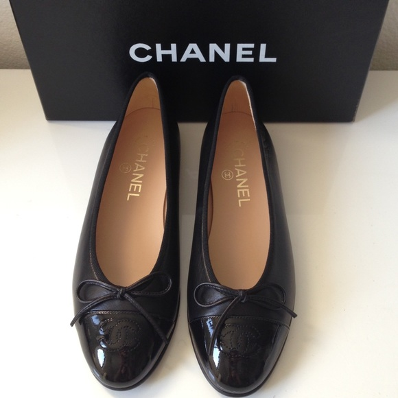 509a2752 Chanel Ballerina Flats from Lux Shoe Addict